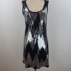 Julie's Closet sequin cocktail dress size Medium